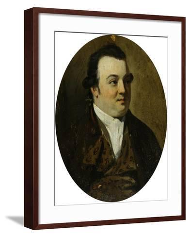 Marmaduke Tunstall, Esq. of Wycliffe-Herbert Hofer-Framed Art Print