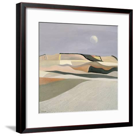 Latent Summer Heat-Liam Hanley-Framed Art Print