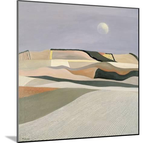 Latent Summer Heat-Liam Hanley-Mounted Giclee Print
