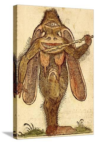 Cyclops, 1572-Johann C Schoeller-Stretched Canvas Print