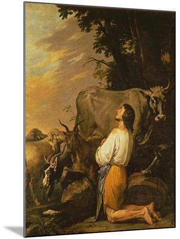 The Prodigal Son, 1650S-Salvatore Giusti-Mounted Giclee Print