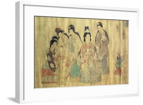 Domestic Scene-Wilf Hardy-Framed Art Print