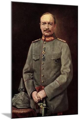 K?nstler Friedrich August III, K?nig Von Sachsen--Mounted Giclee Print