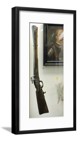 Firearm, 16th-17th Centuries--Framed Art Print