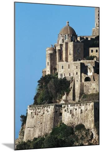 Aragonese Castle, Ischia, Campania, Italy--Mounted Giclee Print