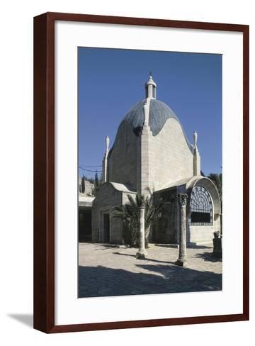 Dominus Flevit Church--Framed Art Print