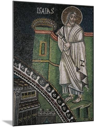 Prophet Isaiah, Mosaic--Mounted Giclee Print