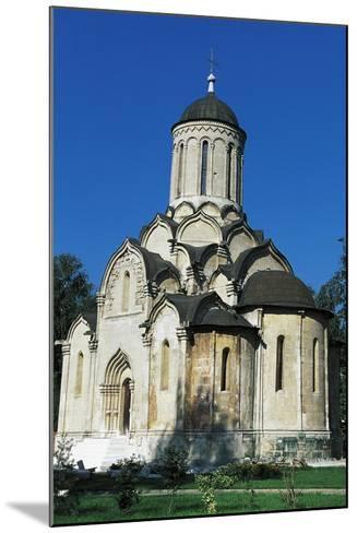 Cathedral of Christ Saviour, Andronikov Monastery of Saviour, Moscow, Central District, Russia--Mounted Giclee Print