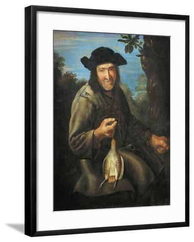 Peasant--Framed Art Print