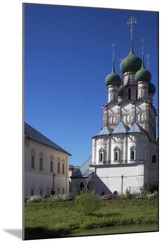 View of Kremlin, Rostov, Russia--Mounted Giclee Print