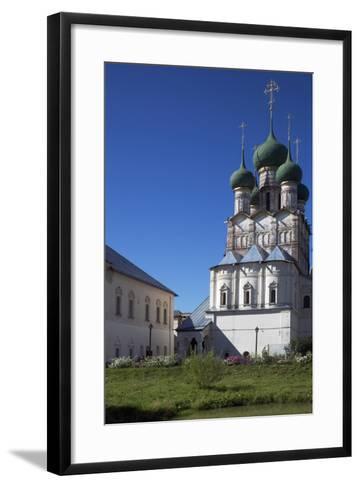 View of Kremlin, Rostov, Russia--Framed Art Print