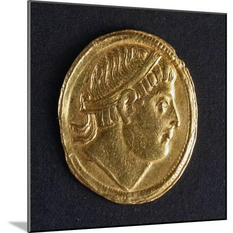 Gold Solidus of Constantine the Great, Minted in Kocaeli, 307-337--Mounted Giclee Print