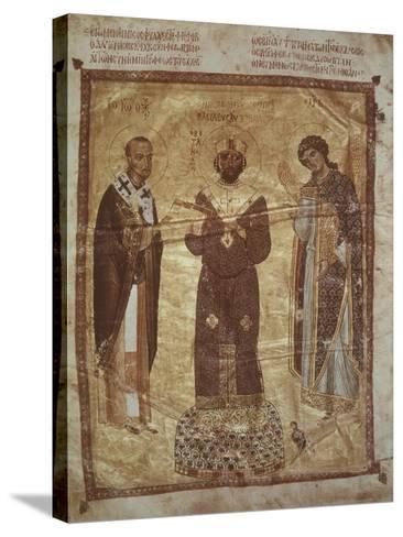 Nicephorus III--Stretched Canvas Print