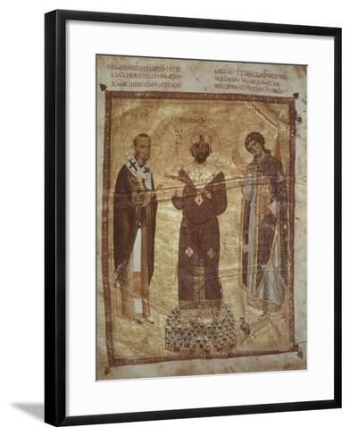 Nicephorus III--Framed Art Print