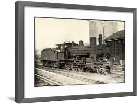Foto Deutsche G?terlok Nr. 54 1302 Bayern, 1899--Framed Art Print