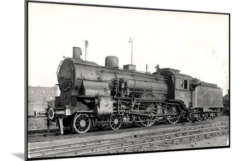 Foto Deutsche Schnelllok Nr. 13 530 Preußen, Tender--Mounted Giclee Print