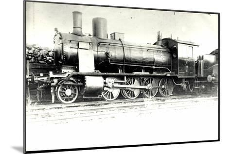 Foto Deutsche G?terlok Nr. 56 004 Preu?en--Mounted Giclee Print