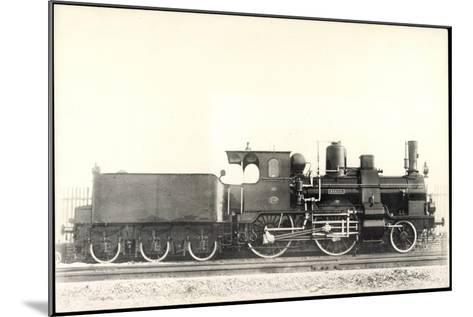 Foto Deutsche Dampflok KraUSS No 2318 Bayern, Tender--Mounted Giclee Print