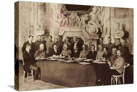 Adel, Mitglieder Des Österreichischen Kaiserhauses--Stretched Canvas Print