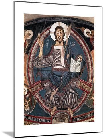 Church of St. Clement of Tahull--Mounted Giclee Print