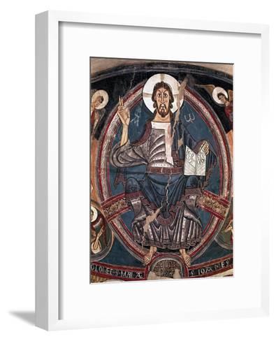 Church of St. Clement of Tahull--Framed Art Print