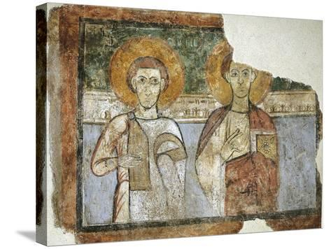 Saints Eutychius and Proculus, 9th Century--Stretched Canvas Print
