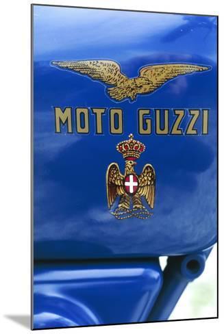 Moto Guzzi, 1942--Mounted Giclee Print
