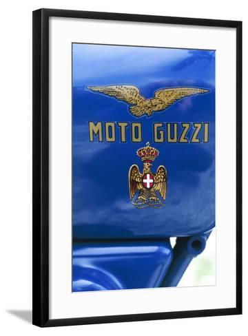 Moto Guzzi, 1942--Framed Art Print