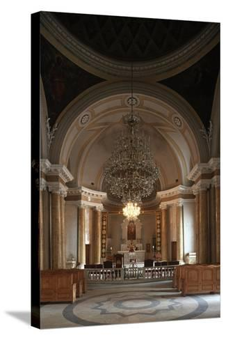 Russia, Saint Petersburg, Historic Centre, Armenian Church, Interior--Stretched Canvas Print