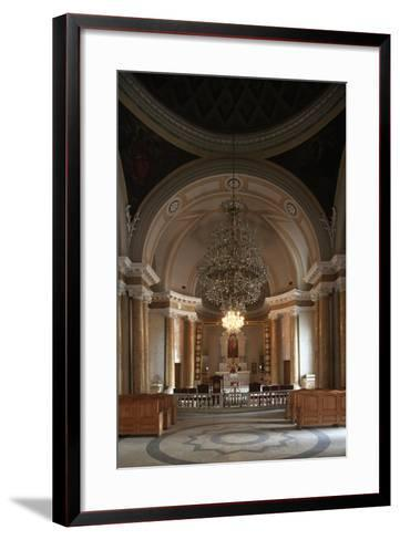 Russia, Saint Petersburg, Historic Centre, Armenian Church, Interior--Framed Art Print