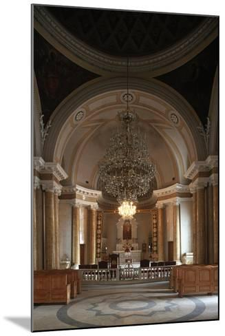 Russia, Saint Petersburg, Historic Centre, Armenian Church, Interior--Mounted Giclee Print