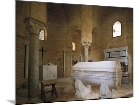 Norman Church of Trinity of Delia, 12th Century, Interior, Castelvetrano, Sicily, Italy--Mounted Giclee Print