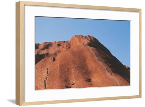 Australia, Northern Territory, Uluru-Kata Tjuta National Park--Framed Art Print