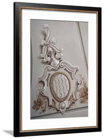 Ceiling Decoration from the Upper Gallery--Framed Art Print