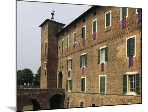 Rocca of Borgonovo Val Tidone, Emilia-Romagna. Italy, 12th-14th Century--Mounted Giclee Print