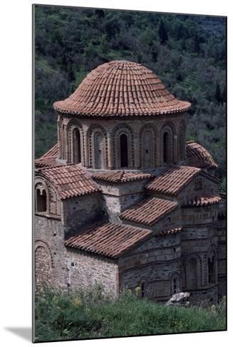 Evangelistria Church of Mistra, Greece, 14th-15th Century--Mounted Giclee Print
