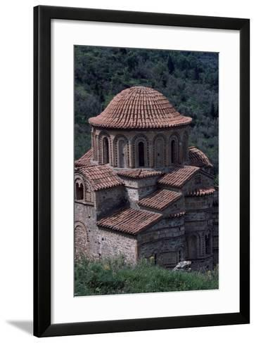Evangelistria Church of Mistra, Greece, 14th-15th Century--Framed Art Print