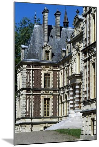 View of Chateau De Villersexel, Franche-Comte, France--Mounted Giclee Print