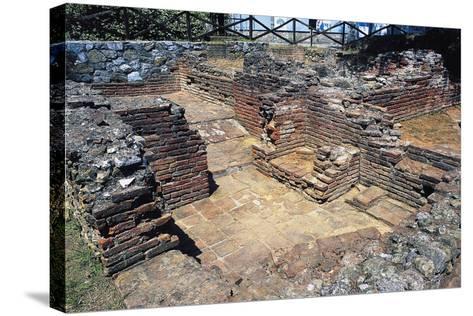 Ruins of Thermal Baths, Massaciuccoli, Tuscany, Italy AD--Stretched Canvas Print