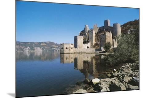 Serbia, Golubac Fortress, Mostly Built in 14th Century--Mounted Giclee Print