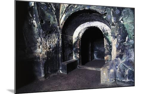 Cave of Sybil, Archaeological Park of Cuma, Pozzuoli, Campania, Italy, 7th-6th Century BC--Mounted Giclee Print