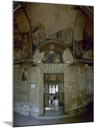 Church of the Holy Saviour in Chora. Exterior, Istanbul--Mounted Giclee Print