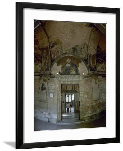 Church of the Holy Saviour in Chora. Exterior, Istanbul--Framed Art Print