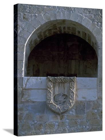 Architectural Detail from Velez-Blanco, 1505-1515, Andalusia, Spain, 16th Century--Stretched Canvas Print