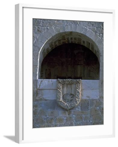 Architectural Detail from Velez-Blanco, 1505-1515, Andalusia, Spain, 16th Century--Framed Art Print