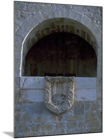 Architectural Detail from Velez-Blanco, 1505-1515, Andalusia, Spain, 16th Century--Mounted Giclee Print