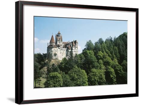 Bran Castle, Romania--Framed Art Print