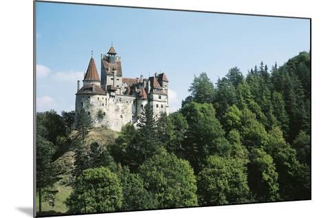 Bran Castle, Romania--Mounted Giclee Print