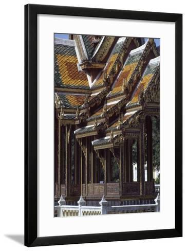 Thailand, Bang Pa In, Summer Palace--Framed Art Print