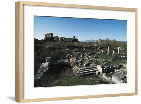 Bouleuterion in Miletus, Turkey, Hellenistic Civilization, 2nd-1st Century BC--Framed Art Print